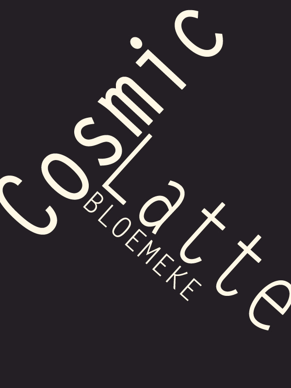 Cosmic Latte cover